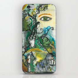 Soul of Snape iPhone Skin