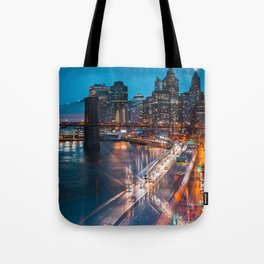 Evening Reflections Tote Bag
