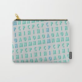 Champion - Typography Carry-All Pouch