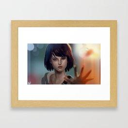 Strange Life Framed Art Print