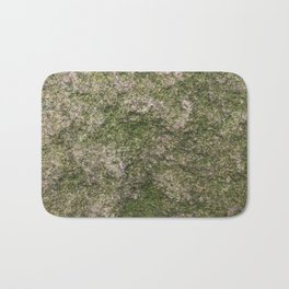 Stone and moss Bath Mat