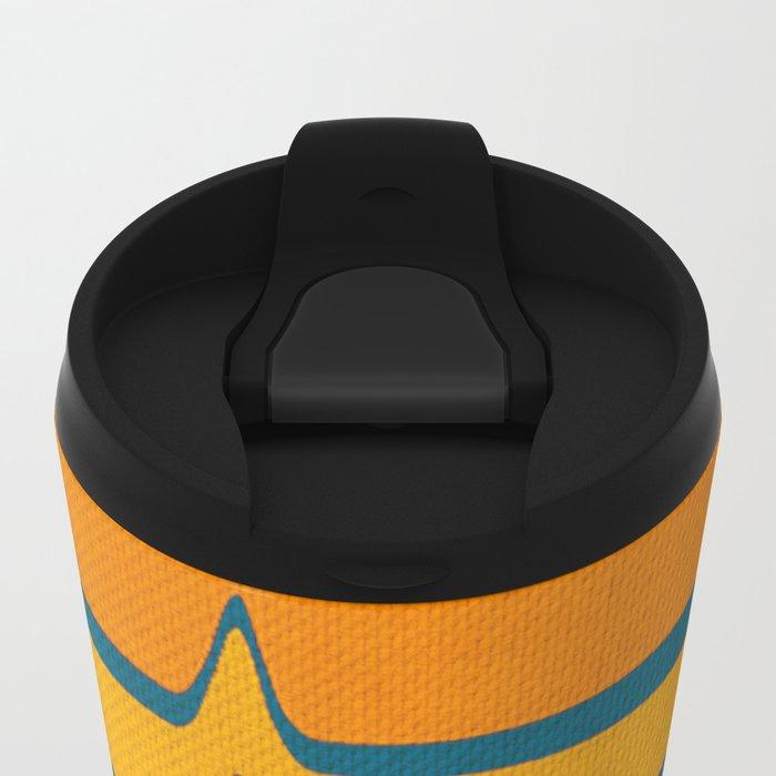 Improper Conduct 1 Metal Travel Mug