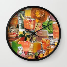 That's the Spirit! Wall Clock