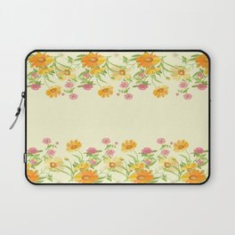 Herbs in the Field Laptop Sleeve