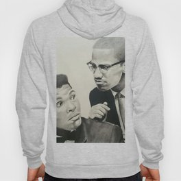 Muhammad and Malcolm Hoody