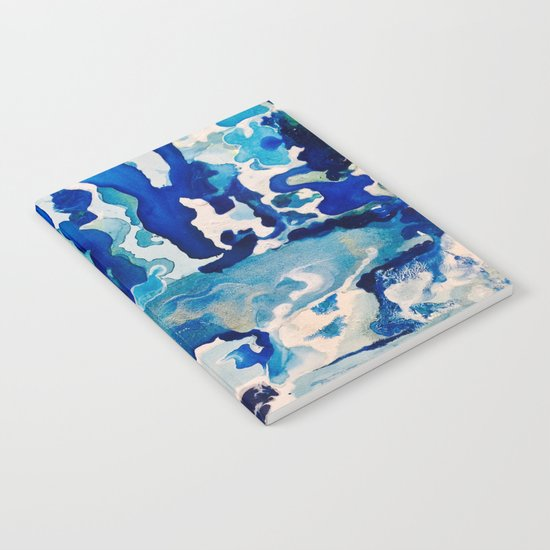 Our Ice Is Melting Notebook