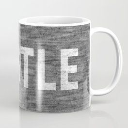 Hustle - dark version Coffee Mug