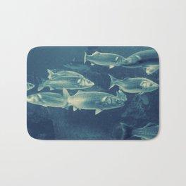 Fish 2 Bath Mat