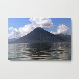 Lago de Atitlan, Guatemla Metal Print