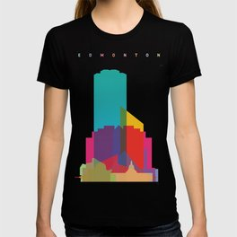 Shapes of Edmonton T-shirt