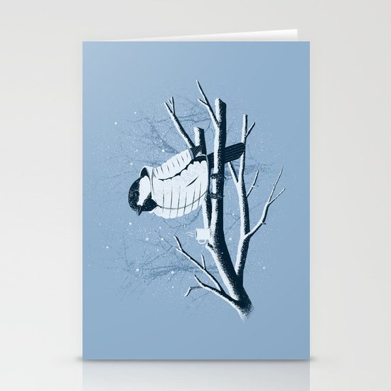 North For The Winter. Stationery Cards
