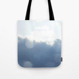 Almost summer sky Tote Bag
