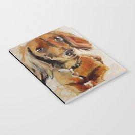 Dachshund Notebook