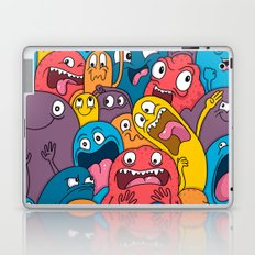 Weird Bros Laptop & iPad Skin