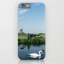A Beautiful Dutch Scene iPhone Case