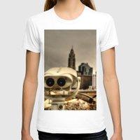 wall e T-shirts featuring Wall E? by BradBrunstetter