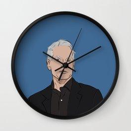 NCIS Gibbs Wall Clock