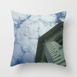 funeral home Throw Pillow