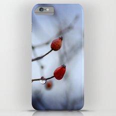 Red drop. Autumn dreams iPhone 6 Plus Slim Case