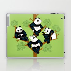 The Pondering Pandas Laptop & iPad Skin