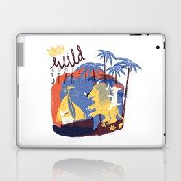 WILD RUMPUS Laptop & iPad Skin
