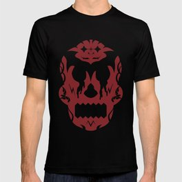 Bloody Sugar Skull T-shirt