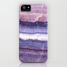Azul marble iPhone Case