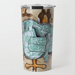 Couch Snake Travel Mug
