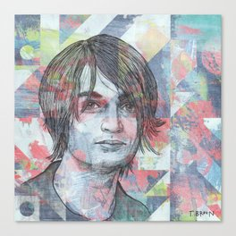 Jonny Greenwood - Daydreaming Canvas Print