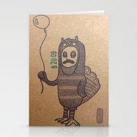grumpy Stationery Cards featuring grumpy by MRjay