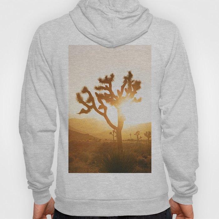 Joshua Tree II / California Desert Hoody