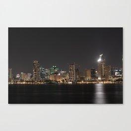City Lights. Canvas Print