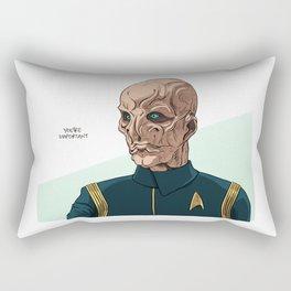 You're Important Rectangular Pillow