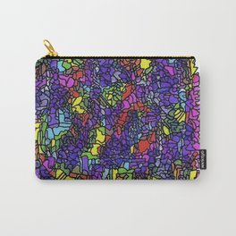 fantasy grid Carry-All Pouch