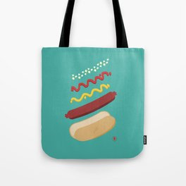 HUT DUG Tote Bag