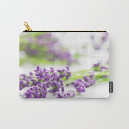 Lavender herb still life Carry-All Pouch