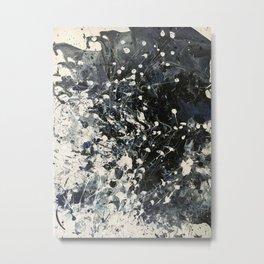 Pollock full color Metal Print