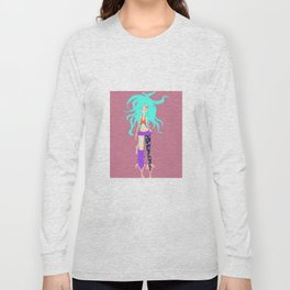 Strange Girl Long Sleeve T-shirt