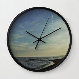 Long Point 3 Wall Clock