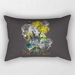 Fusion! Rectangular Pillow