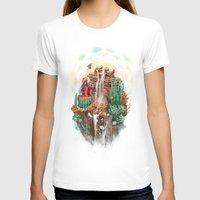 peru T-shirts featuring peru by Tanya_tk