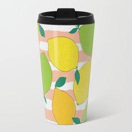 Citrus Crowd Travel Mug