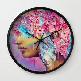 Sanya Wall Clock