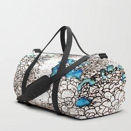 ...on the seashore Duffle Bag