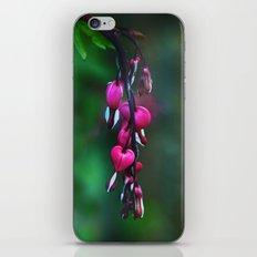 Watery Heart iPhone & iPod Skin