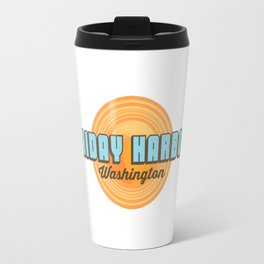 Friday Harbor. Travel Mug