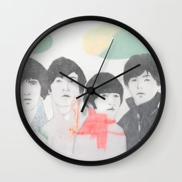 Strawberry fields forever! Wall Clock