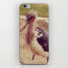 World's Ugliest Animal iPhone Skin