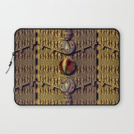 Screen with Baubles, 4045c Laptop Sleeve