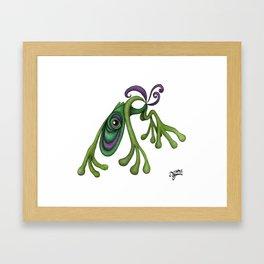 bdby Framed Art Print